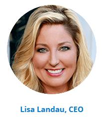 Lisa Landau, CEO